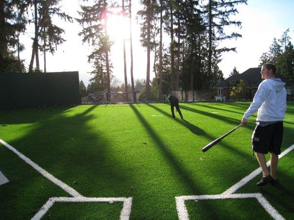 backyard wiffle ball field a backyard game taken way too